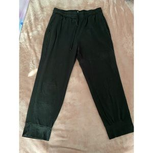 Black Jogger Pant